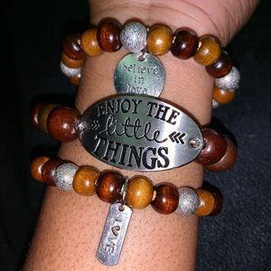3 Piece bracelet set